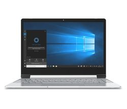 "GEO Book3X 13.3"" Intel® Pentium® Laptop – 32 GB eMMC, Silver"