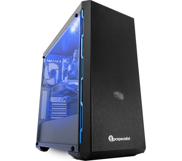 PC SPECIALIST Vortex Core Elite Intel® Core™ i3 GTX 1050 Ti Gaming PC - 1 TB HDD