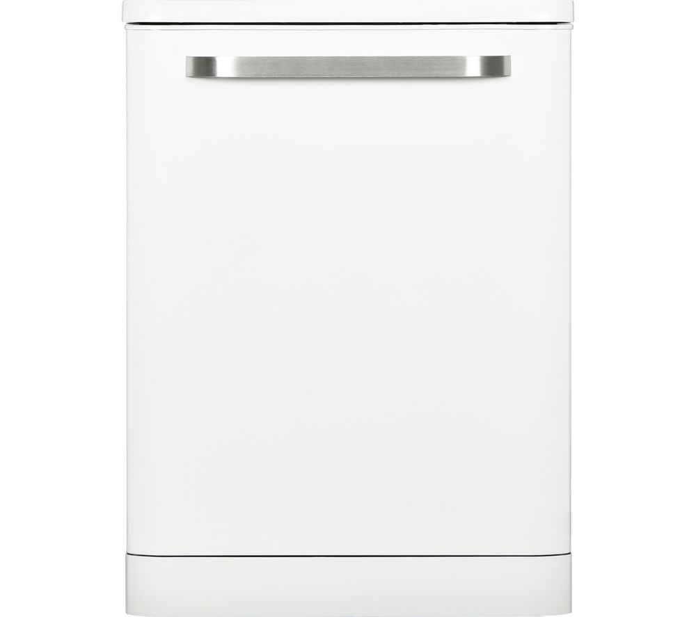 SHARP QW-DX41F47W Full-size Dishwasher - White