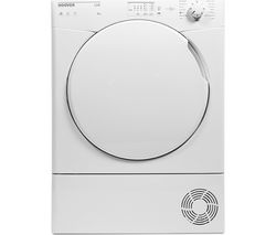 HOOVER Link HLC9LF Smart 9 kg Condenser Tumble Dryer - White