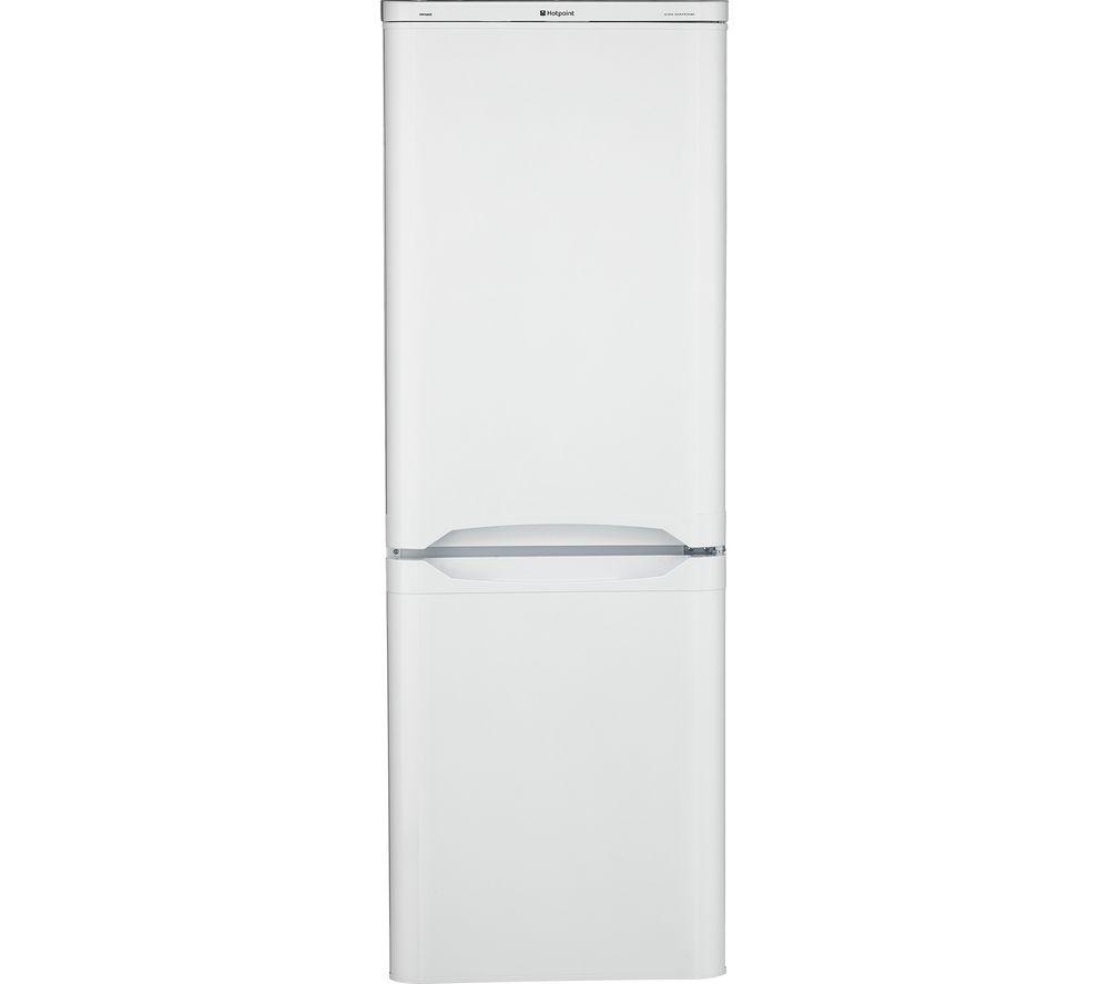 HOTPOINT HBD 5515 W UK 50/50 Fridge Freezer - White