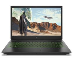 "HP Pavilion 15-cx0513na 15.6"" Intel® Core™ i5 GTX 1050 Ti Gaming Laptop - 1 TB HDD & 128 GB SSD"