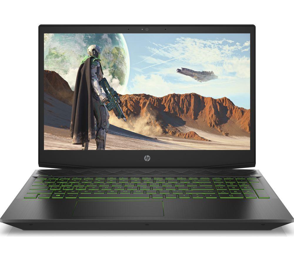 """HP Pavilion 15-cx0513na 15.6"""" Intel® Core™ i5 GTX 1050 Ti Gaming Laptop - 1 TB HDD & 128 GB SSD"""