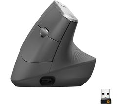 LOGITECH MX Vertical Ergonomic Optical Mouse
