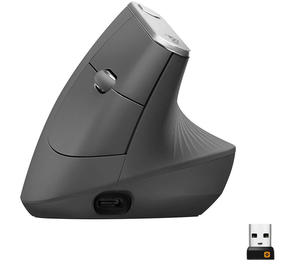 Buy LOGITECH MX Vertical Ergonomic Optical Mouse | Free