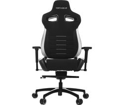 P-Line PL4500 Gaming Chair - Black & White