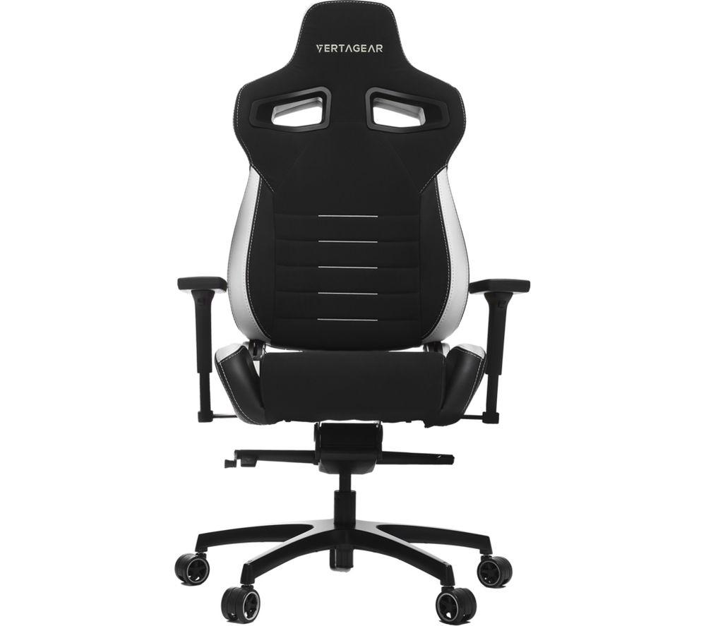 VERTAGEAR P-Line PL4500 Gaming Chair - Black & White
