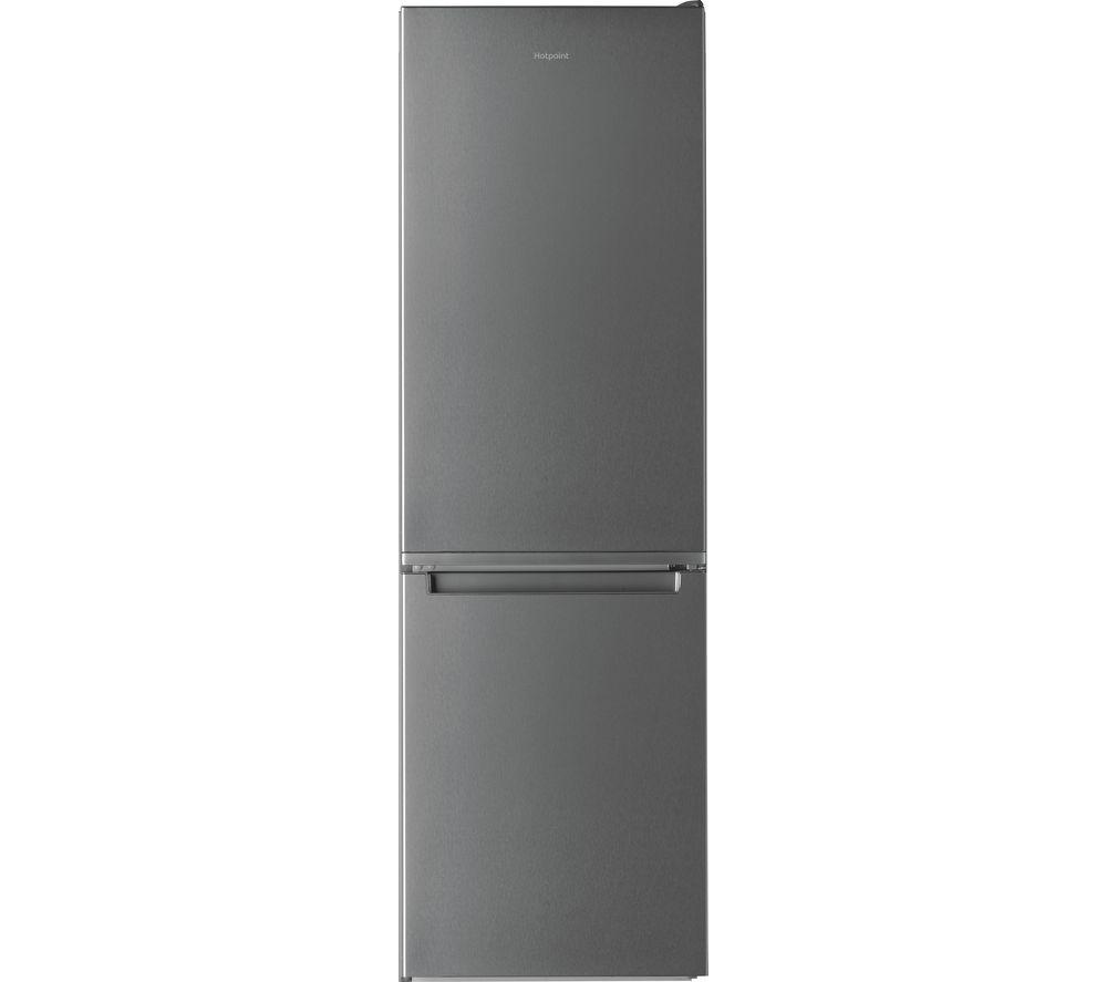 HOTPOINT Day1 H3T 811I OX 70/30 Fridge Freezer - Inox