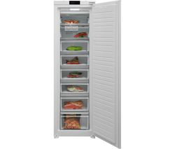 KENWOOD KITF54W19 Integrated Tall Freezer - Sliding Hinge