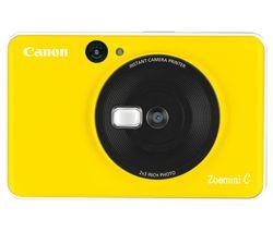 CANON Zoemini C Instant Camera - Yellow
