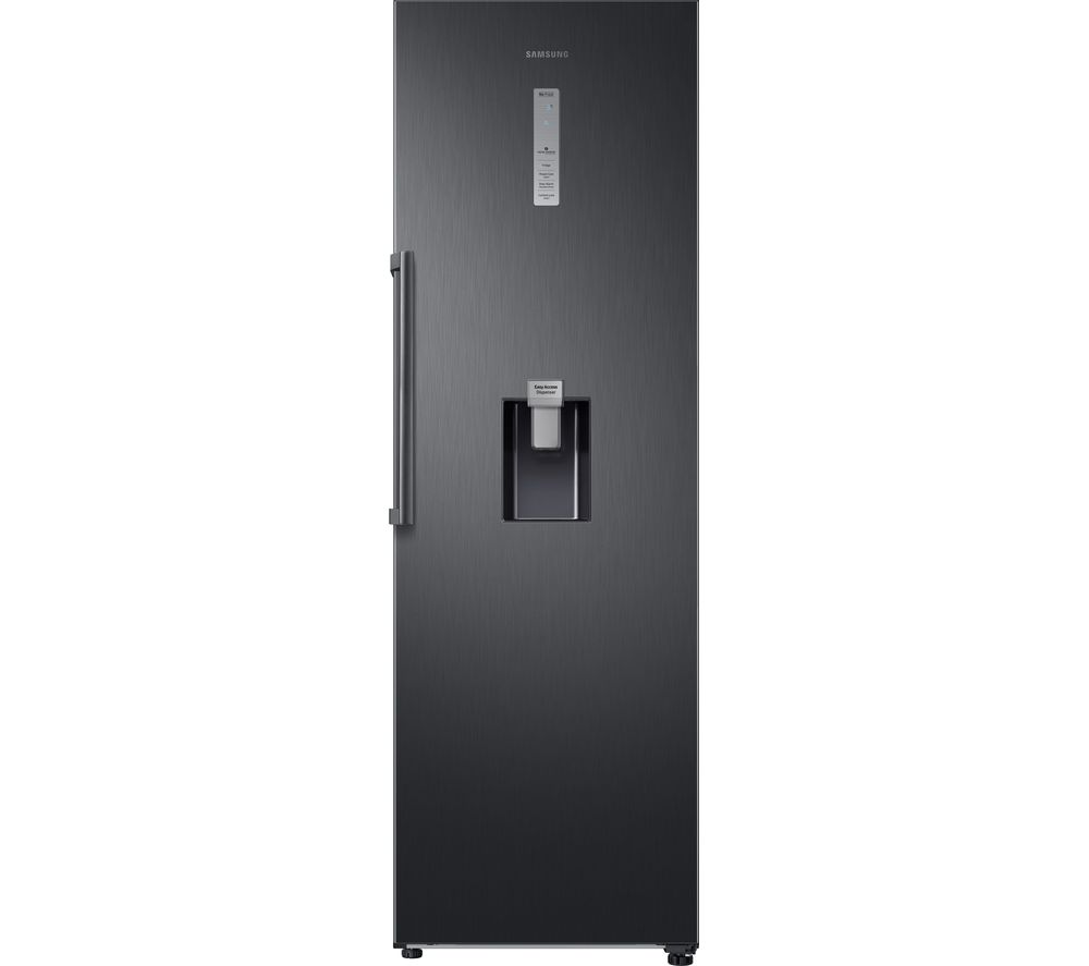 RR39M7340B1/EU Tall Fridge – Black, Black