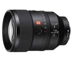 SONY FE 135 mm f/1.8 GM Telephoto Prime Lens