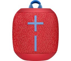 ULTIMATE EARS WONDERBOOM 2 Portable Bluetooth Speaker - Red