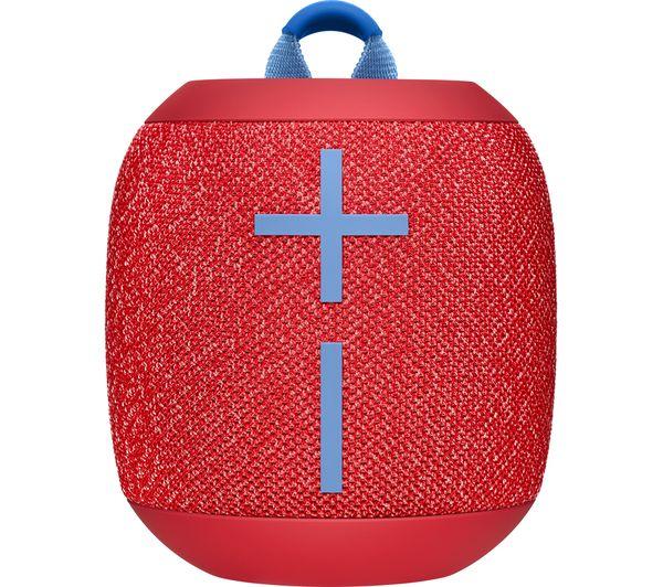 ULTIMATE EARS WONDERBOOM 2 Portable Bluetooth Speaker - Red