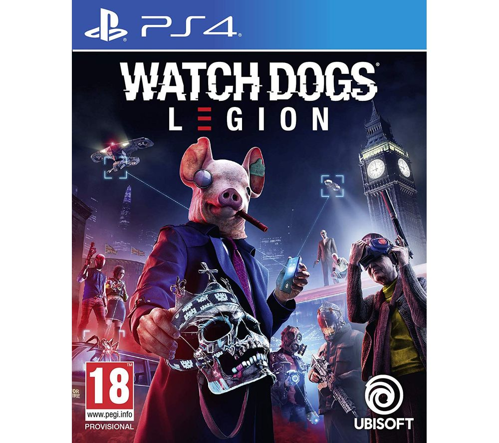 PLAYSTATION Watch Dogs: Legion