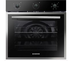HOOVER HOC1151B Electric Oven - Black