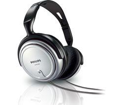 SHP2500/10 Headphones - Black