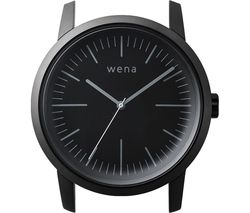 Wena Three Hands Watch Head - Black