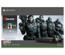 MICROSOFT Xbox One X with Gears 5