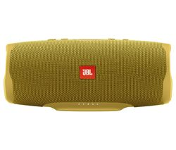JBL Charge 4 Portable Speaker - Mustard Yellow