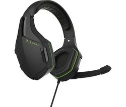 PIRANHA HX25 Gaming Headset - Black