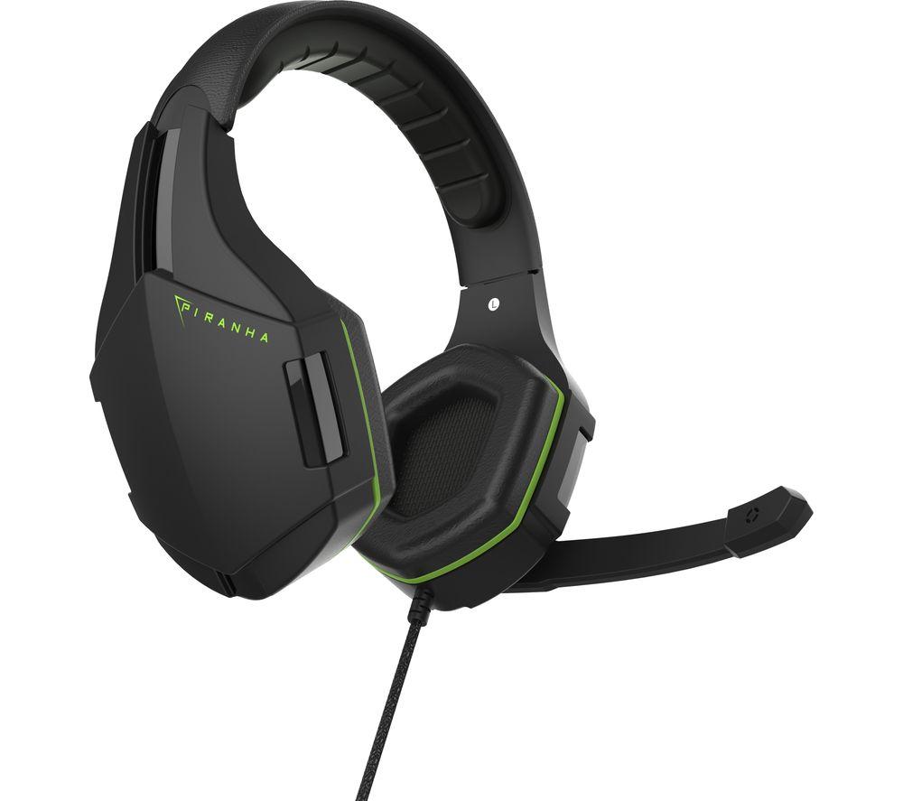 Image of HX25 Gaming Headset - Black, Black