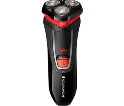 REMINGTON Style R4 Rotary Shaver - Black & Red