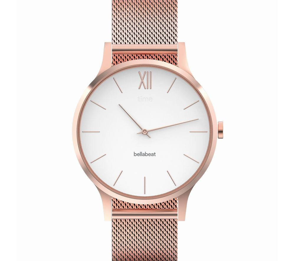 Image of Time Smart Watch - Rose Gold, Gold
