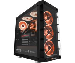 Official Fnatic Gaming PC - AMD Ryzen 7, RX 5700 XT, 2 TB HDD & 500 GB SSD