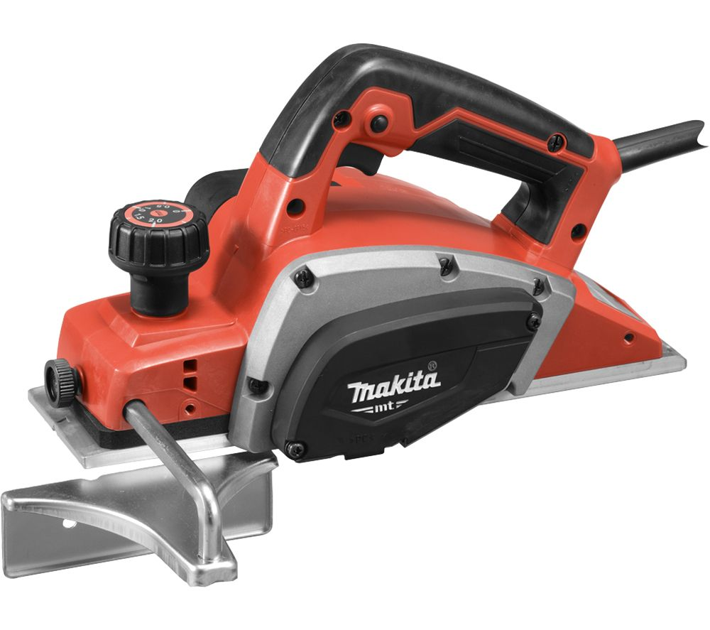 MAKITA MT Series M1901 82 mm Power Planer - Red