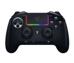 Raiju Ultimate PS4 Controller - Black