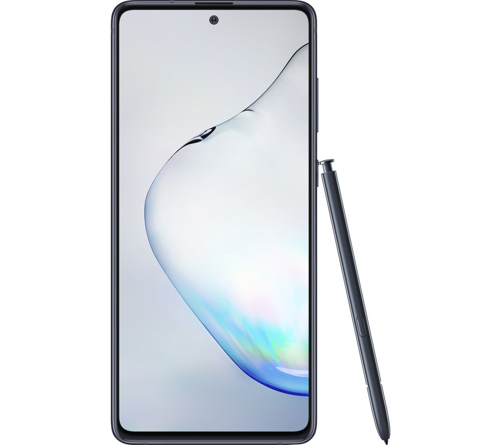SAMSUNG Galaxy Note 10 Lite - 128 GB, Aura Black