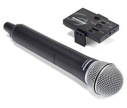Go Mic Mobile Handheld Microphone System - Black