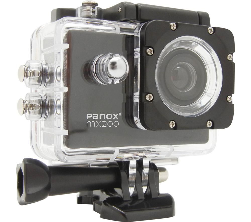 EASYPIX Panox MX200 Action Camera - Black