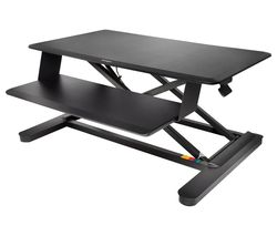 SmartFit Sit / Stand Desk Laptop Stand - Black