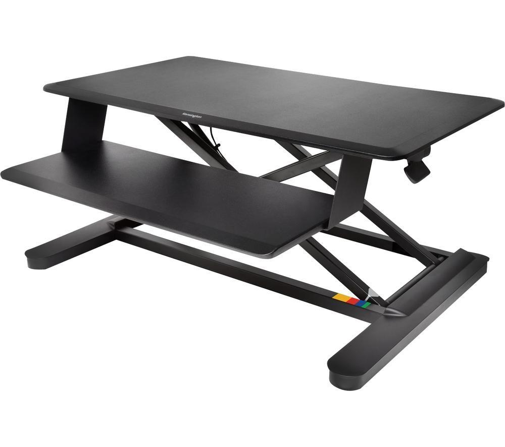 Image of KENSINGTON SmartFit Sit / Stand Desk Laptop Stand - Black, Black