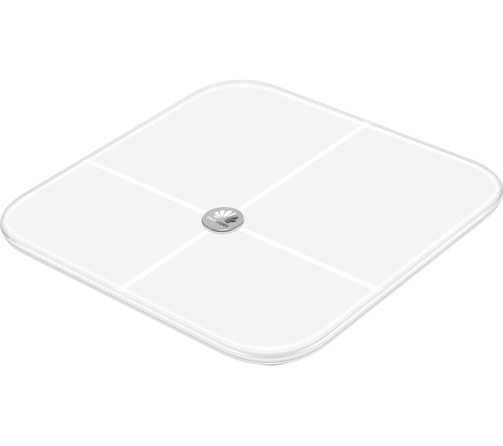 HUAWEI AH-100 Smart Scale - White, White