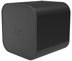 BoomCube Portable Bluetooth Speaker - Black