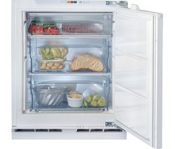 Aquarius HZ A1.UK Integrated Undercounter Freezer - White
