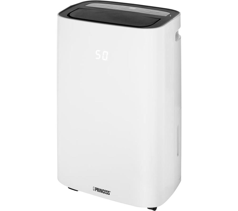 PRINCESS 353120 Smart Dehumidifier - White, White