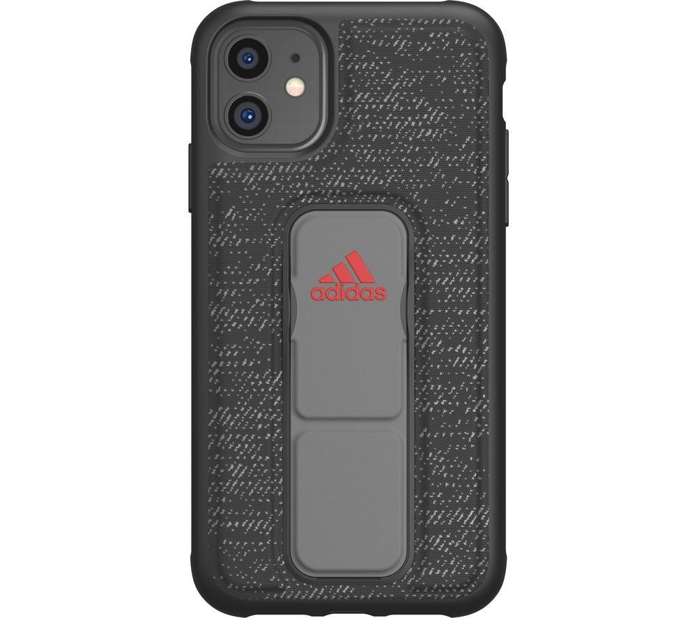 ADIDAS SP Grip FW19 iPhone 11 Case - Black & Red