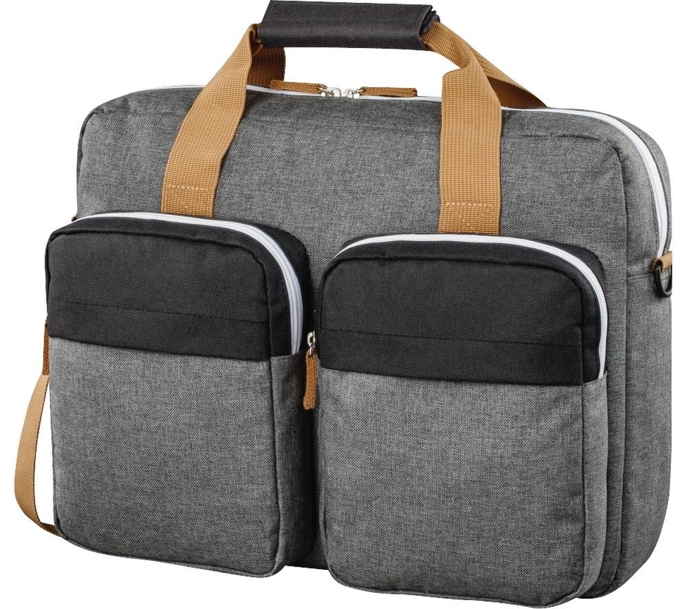 "HAMA Florence II 101569 15.6"" Laptop Case - Grey & Black"