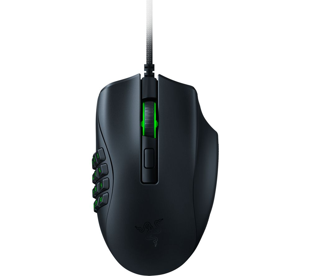 Image of RAZER Naga X Optical Gaming Mouse