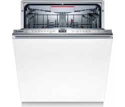 Serie 6 SMD6ZCX60G Full-size Fully Integrated WiFi-enabled Dishwasher