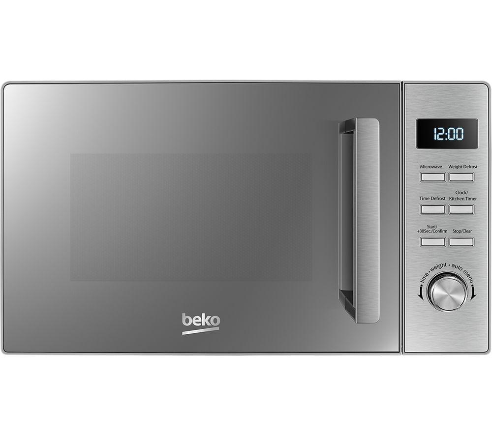 BEKO MOF20110X Solo Microwave - Stainless Steel, Stainless Steel