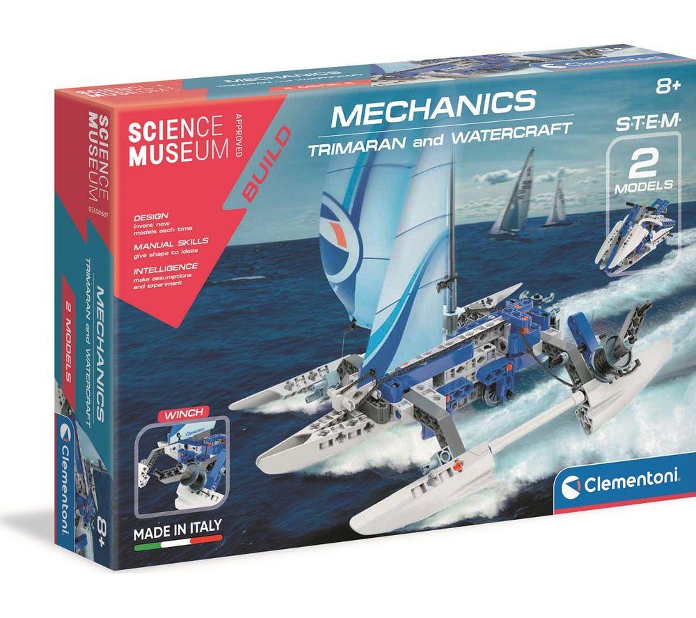 SCIENCE MUSEUM Trimaran & Watercraft Modelling Kit