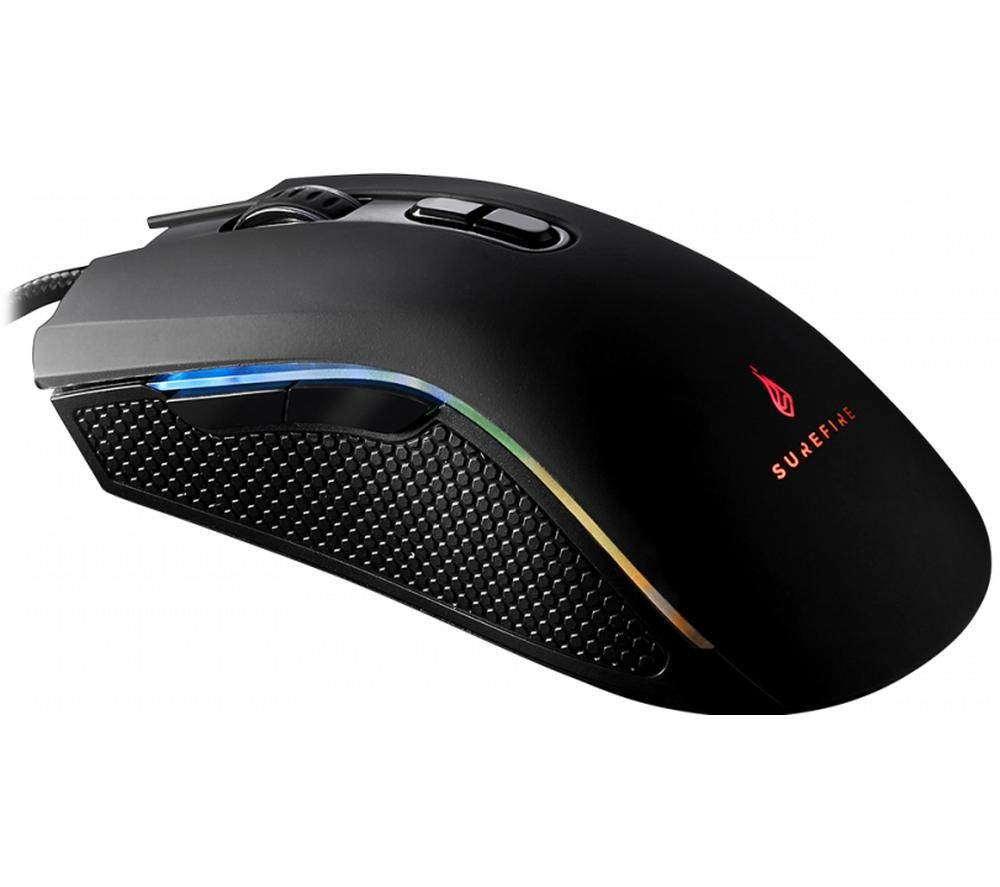 SUREFIRE Hawk Claw RGB Optical Gaming Mouse