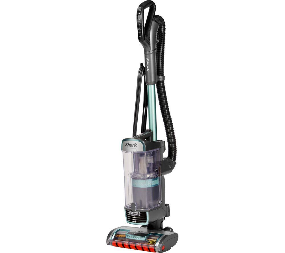 SHARK Anti Hair Wrap Plus Powered Lift-Away & True Pet AZ912UKT Upright Bagless Vacuum Cleaner - Mojito