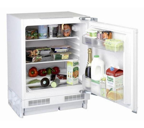 Buy BEKO BL21 Integrated Undercounter Fridge | Free Delivery | Currys
