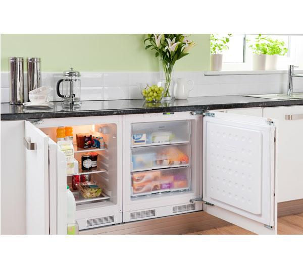 buy beko bl21 integrated undercounter fridge free. Black Bedroom Furniture Sets. Home Design Ideas